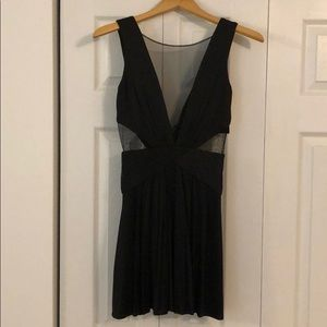 Black BCBG cocktail dress! XXS/NWT